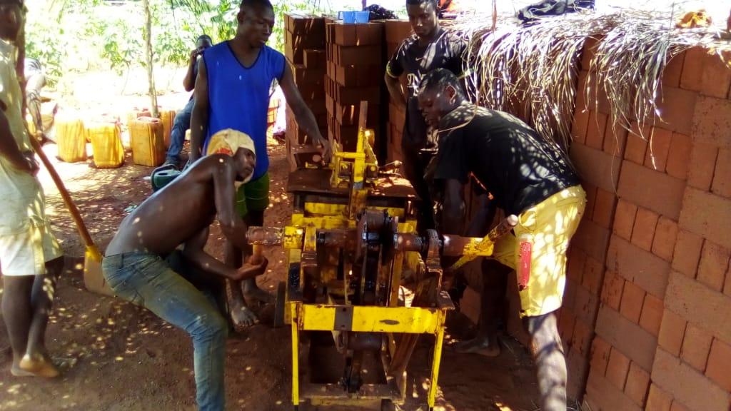 Projet de Maison Médicale à Attinvé