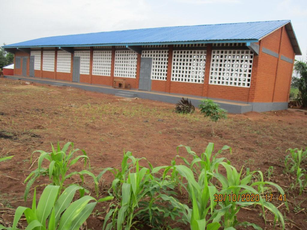 Ecole primaire d'Attinvé